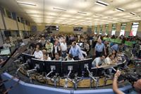 LHC mission control