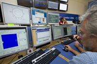 LHC monitors